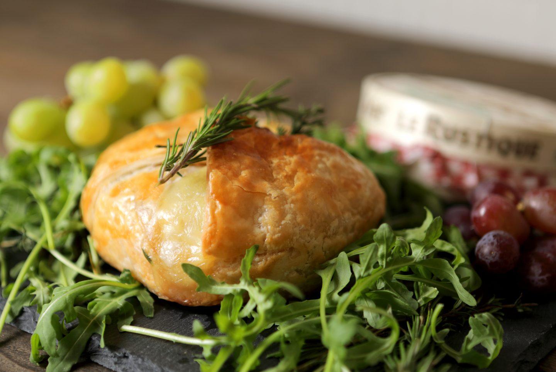 Gluten Free Camembert, Herb & Onion Parcel