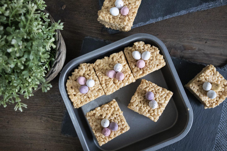 Gluten Free Easter Crispy Cakes