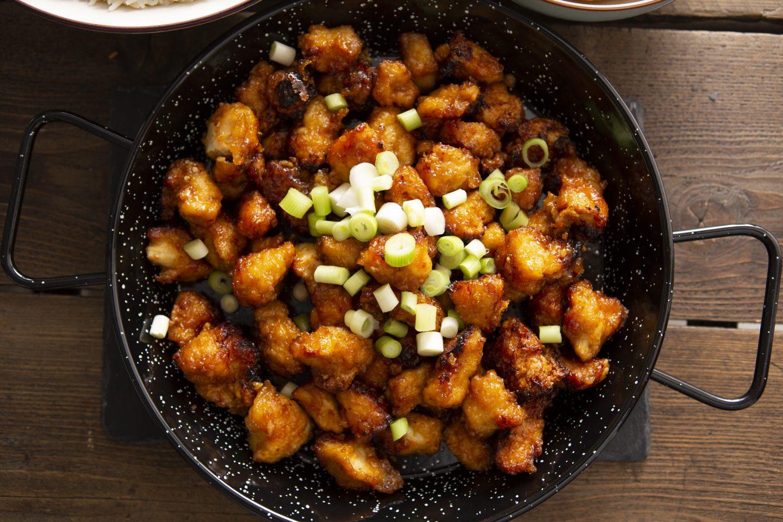 Gluten Free Chinese Orange Chicken
