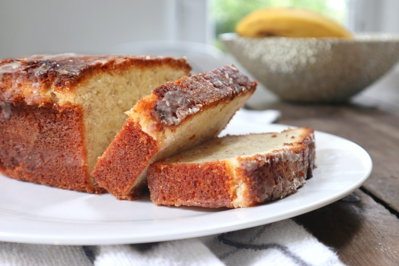 Gluten Free Banana Loaf Cake