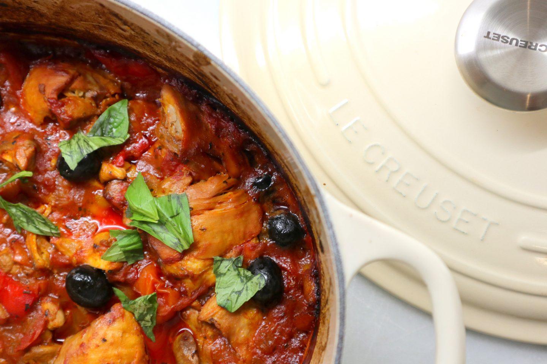 Gluten Free Italian Chicken One Pot