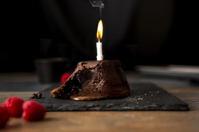 Gluten Free Chocolate Fondants
